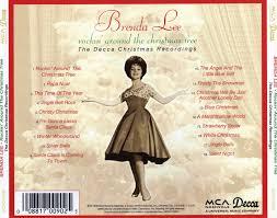 music archive brenda lee rockin u0027 around the christmas tree