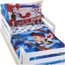 Pirate Ship Toddler Bed Jake The Pirate Toddler Bed Set Baby Bedding