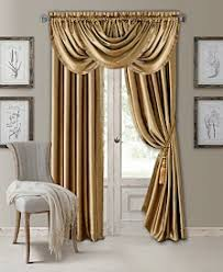 Coffee Print Kitchen Curtains Living Room Curtains And Drapes Macy U0027s