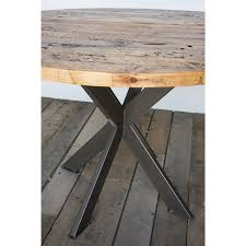 modern round kitchen table table enchanting modern pedestal table reclaimed round kitchen rit