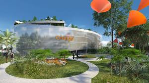 siege orange koffi diabaté