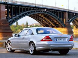 mercedes benz cl 500 amg styling 2002 us wallpapers and hd images