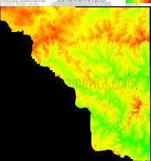Map Of Oklahoma Counties Free Cleveland County Oklahoma Topo Maps U0026 Elevations