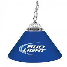 bud light bar light bud light man cave gear shop