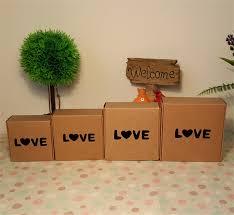 Decorate Cardboard Box Qi Size 6 5 6 5 3cm 50pcs Lot Creative Cardboard Box Craft Paper