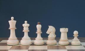 dubrovnik ii maple u0026 walnut chess pieces