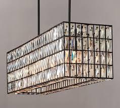 Chandelier Light Fixtures Best 25 Rectangular Chandelier Ideas On Pinterest Rectangular