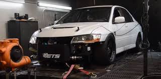 evo 1 144 hp mitsubishi evo reportedly pulls dyno world record sounds