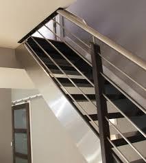metal banister ideas metal stair railing ideas amepac furniture