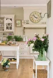 Cottage Chic Kitchen - splendid shabby chic kitchen wearefound home design