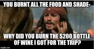 Rum Meme - why is the rum gone meme imgflip
