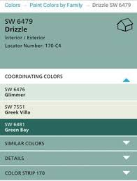 sw mindful gray for the kitchen cabinets and sw iron ore for the