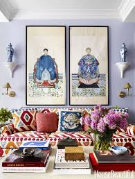 House Beutiful Colorful Apartment In Red Blue And Purple Interior Designer