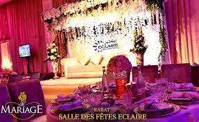 salles mariage rabat salé salles de mariage lieux de réception