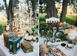 Picnic Decorations Victorian Wedding Table Decorations Decorate Old Bottles To Make