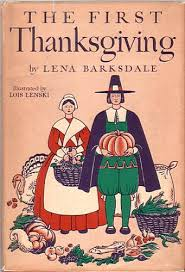 thanksgiving chapter books to read aloud is the word