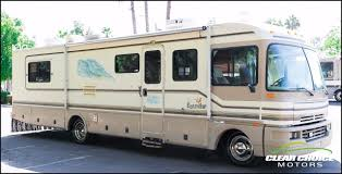 fleetwood bounder 34j rvs for sale in california
