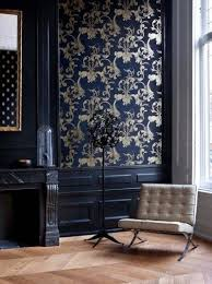Wallpaper Interior Design Best 25 Baroque Wallpaper Ideas On Pinterest Glitter Live