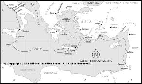 Blank Map Of Eastern Mediterranean by Net Bible Maps Bible Org