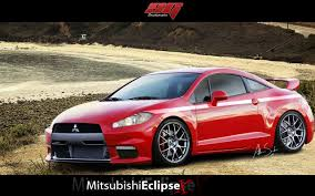 Mitsubishi Eclipse By Adam4186 On Deviantart