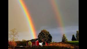 2011 and god created the rainbow youtube