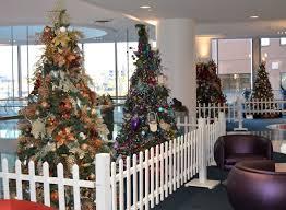 christmas trees decorations add joy at children u0027s of alabama