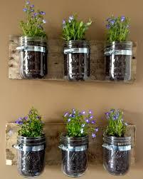 mason jar planters planters future and studio