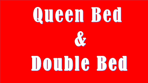 Twin Bed Vs Double Bed Difference Between Queen Bed And Double Bed Queen Bed Vs Double