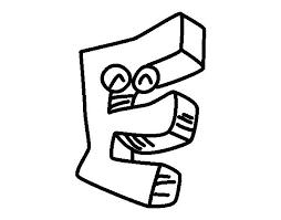 letter d coloring pages printable alphabet a preschool e home