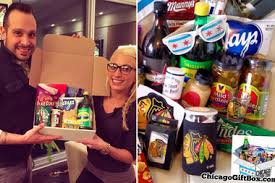 chicago food gifts someone who misses chicago this will send a cool care