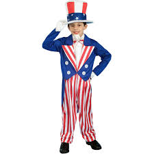 kids usa usa sam kids costume