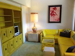 decorating ideas excellent yellow leather sectional sofa and blue