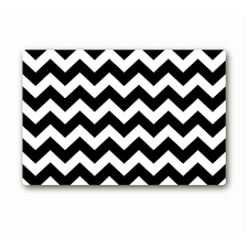 Black And White Chevron Rug Compare Prices On Black Bar Mat Online Shopping Buy Low Price