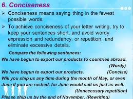 business english correspondence ppt video online download
