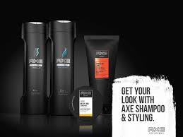 Pomade Axe axe styling smooth look shine pomade 2 64 oz pack of 3