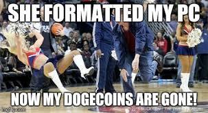 Dogecoin Meme - dogecoin will ferrell dogecoin meme cryptogeeks