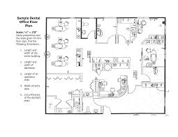 office floor plan samples