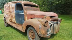 1946 dodge panel truck 1946 chevrolet panel delivery truck chevrolet other 1946