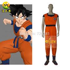 Dragon Ball Halloween Costumes Aliexpress Image
