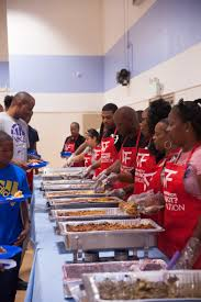 Thanksgiving Foundation 2014 La Thanksgiving Russell Westbrook Why Not Foundation