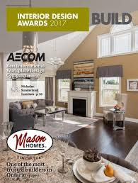home magazine design awards build interior design awards 2017 by ai global media issuu