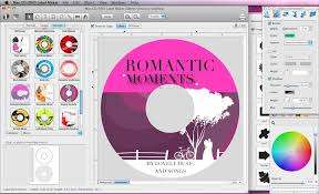 cd label designer cristallight software mac cd dvd label maker and disc cover