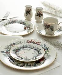lenox winter greetings dinnerware lenox winter greetings salad