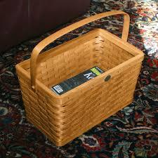 classic magazine basket