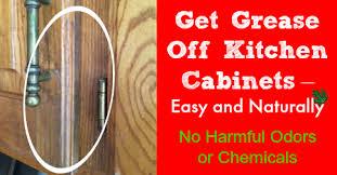 kitchen clean grease off kitchen cabinets home design ideas