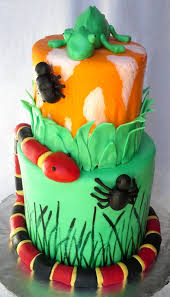 the cake market creepy crawly cake very cute cakes n