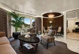 Wohnzimmer 40 Qm Westliche Karibik Kreuzfahrt Mit M S Oceania Riviera Am 17 02 2019
