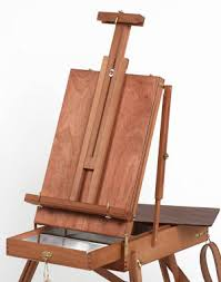 jullian french easel with free carrying bag backpack