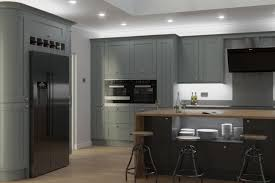 how to paint kitchen units grey dust grey painted kitchen doors cheap kitchen