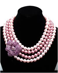 wedding bead necklace images Nigerian beads 28 stunning pieces for weddings and special ocassions jpg